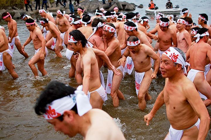 池ノ上みそぎ祭