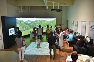 第1展示室「自然 –ゆたかさ–」(1)