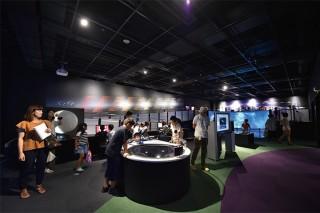 第5展示室「宇宙 –ひろがり–」