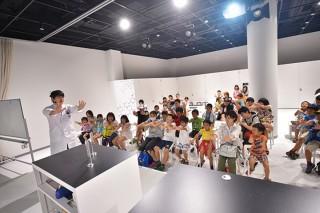 スーパー理科室で不思議ワクワク実験!(2)